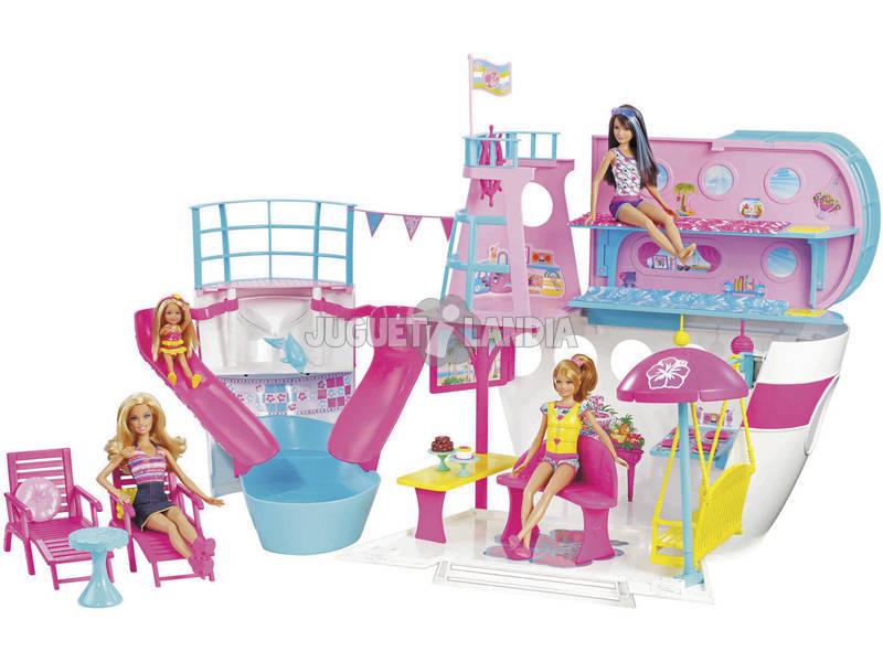 Barbie super croisière
