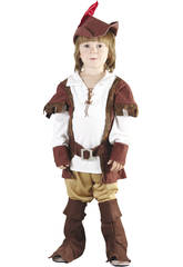 Disfraz Robin Hood Gorro Bebé Talla L