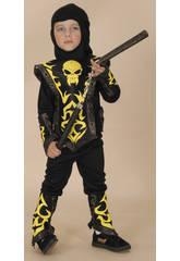 Disfraz Ninja Bebé Talla L
