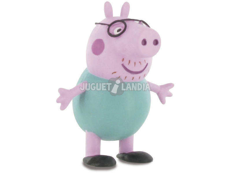 Figura Papa Pig Comansi 99682