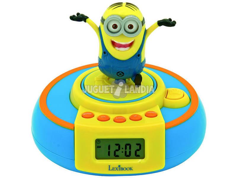 Minions Despertador Jumper