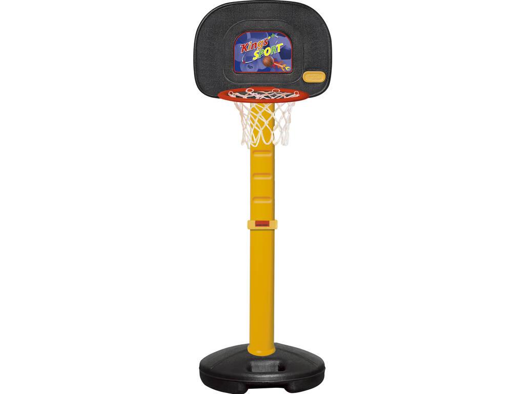 Canasta baloncesto 145 cm. de 3 alturas