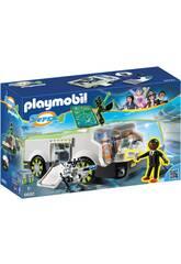 Playmobil Chamäleon mit Gene