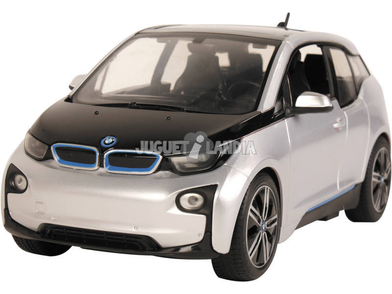 Rádio Controlo 1:14 BMW i3