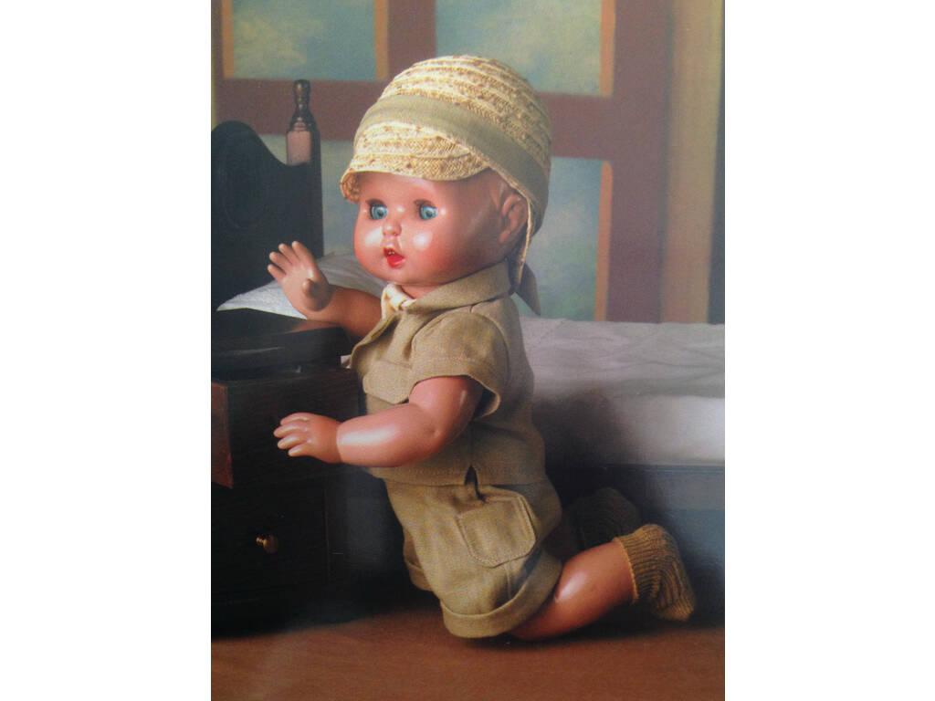 Juanin Pérez Bebé Conjunto Safari con Sombrero Mariquita Pérez JB05016