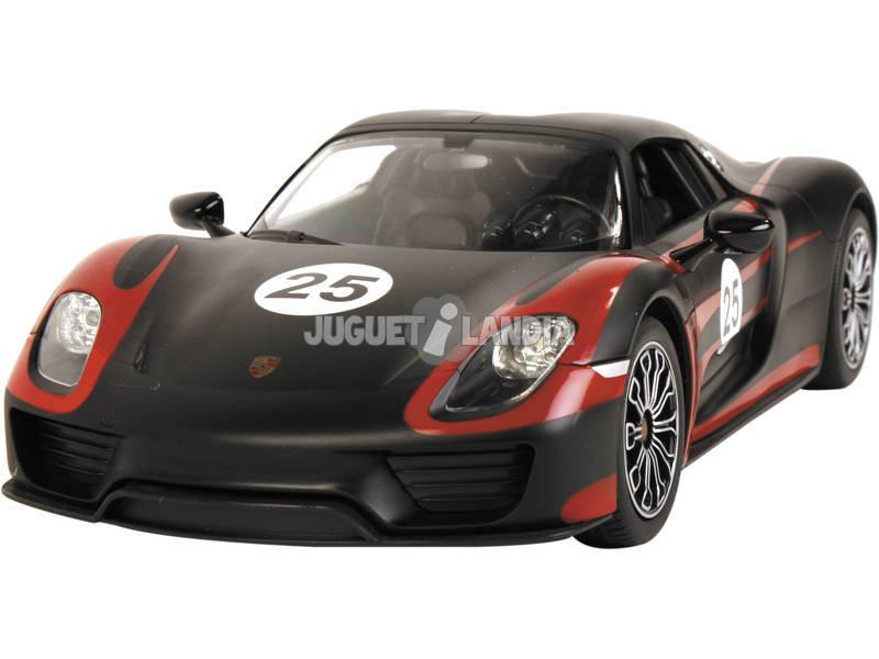 Radio Control 1:14 Porsche 918 Spyder Weissach Teledirigido