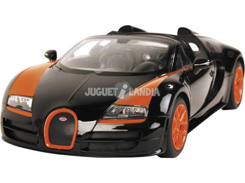 Rádio Controlo 1:14 Bugatti Grand Sport Vitesse