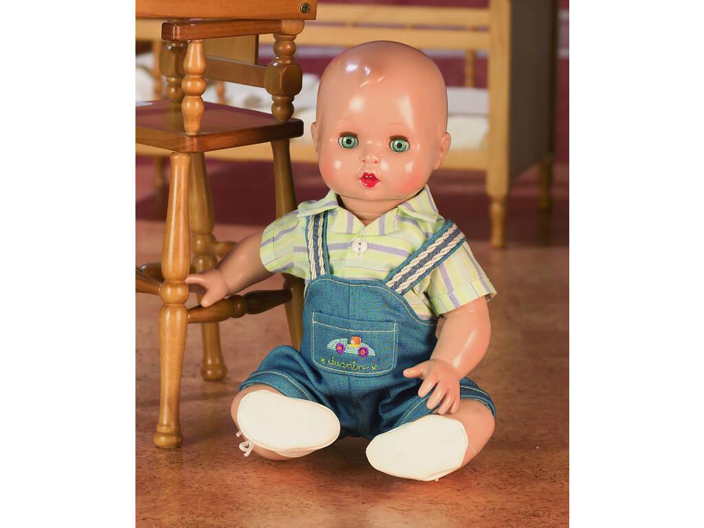 Juanin Pérez Bebé Conjunto Peto Vaquero Mariquita Pérez JB05028