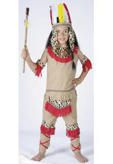 Disfraz Jefe Indio Niño Talla S