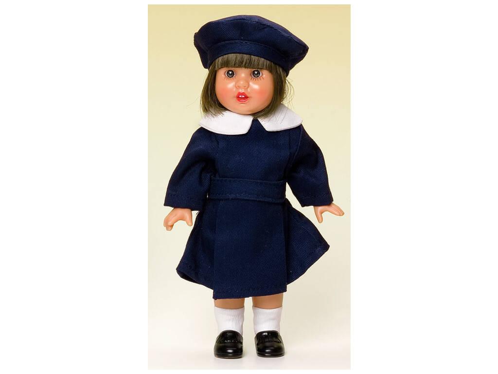 Mini Mariquita Pérez Colegiala