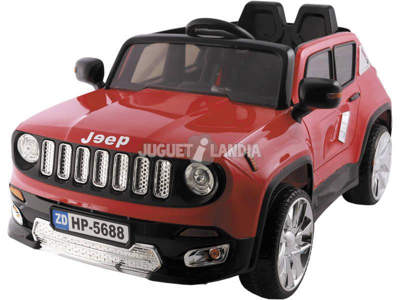 Coche Bateria Jeep Descapotable 12V. Radio Control