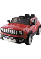 Jeep décapotable 2 moteurs 6V. Radio Contrôle