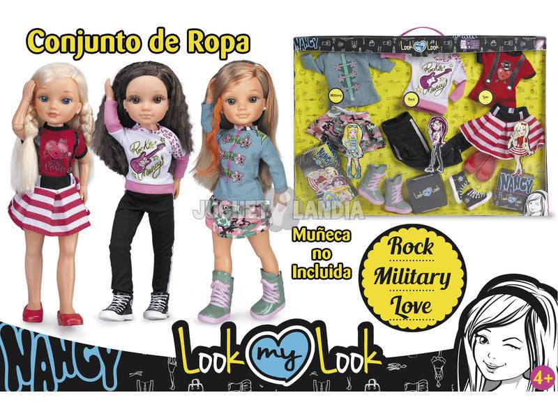 Nancy LML 3 Sets de Ropa Fashion