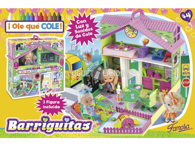Bonecas Barriguitas Ole que Cole Famosa 700012398