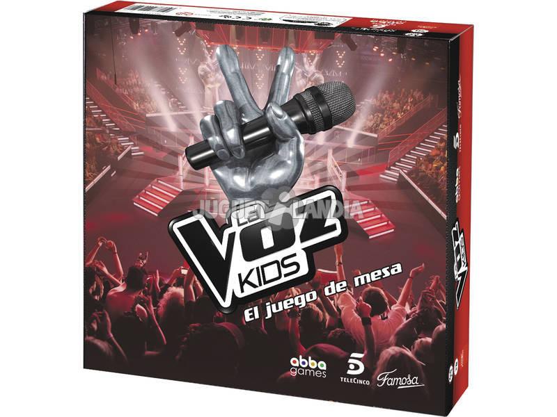 La Voz Kids Famosa 700012521