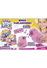 Little Live Pets Búhos Parlanchines