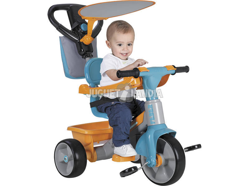 Triciclo baby plus music