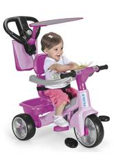 Triciclo Baby Plus Music Pink