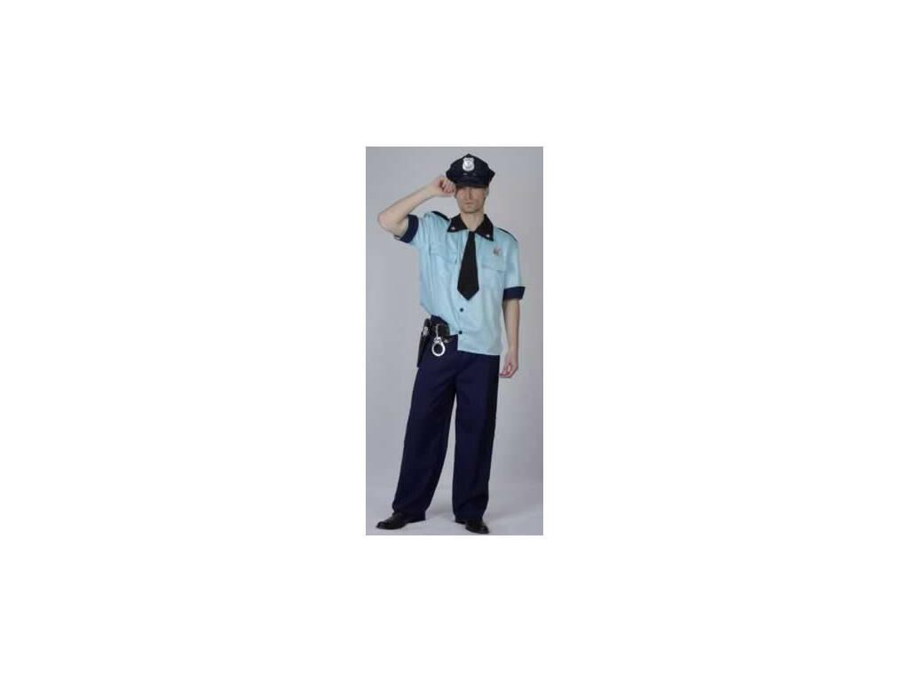 Disfraz Policia HombreTalla XL