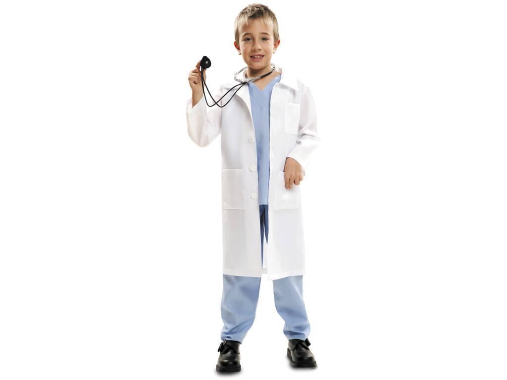 Disfarce Menino L Médico