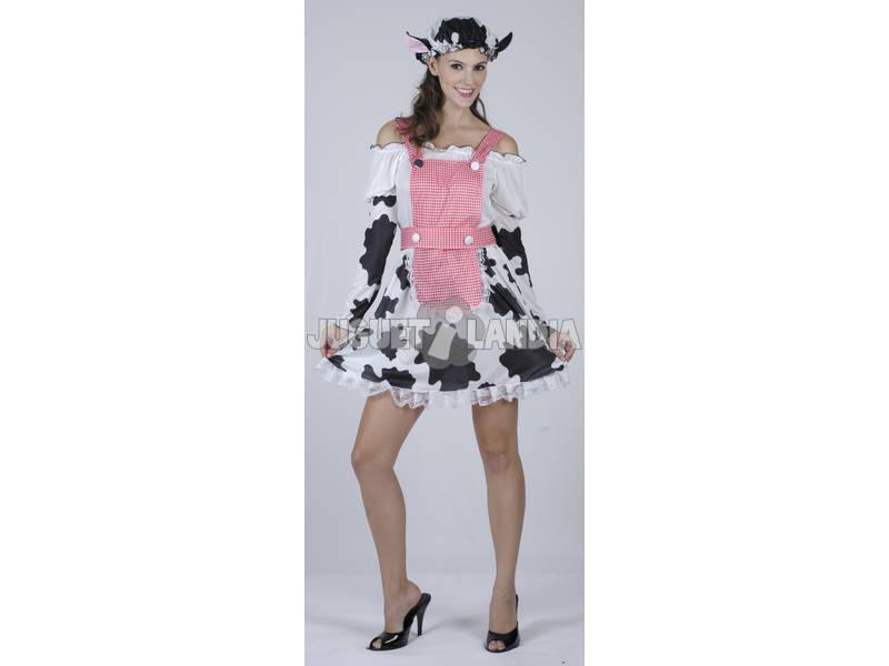 Disfraz Vaca Mujer Talla XL