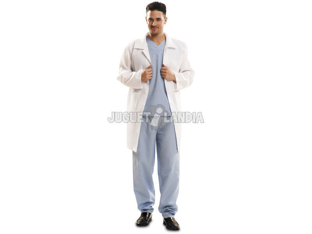 Disfraz Hombre L Médico