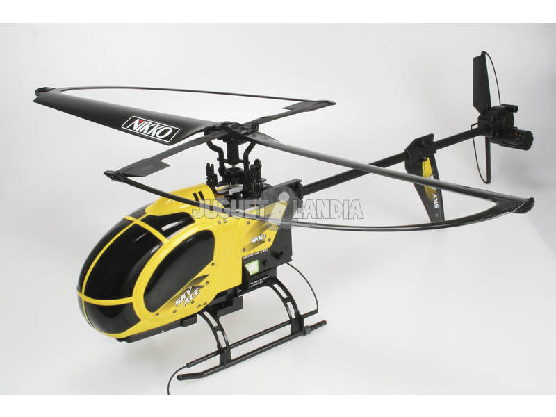 R/C 1:14 HELICOPTERO SKY ACE