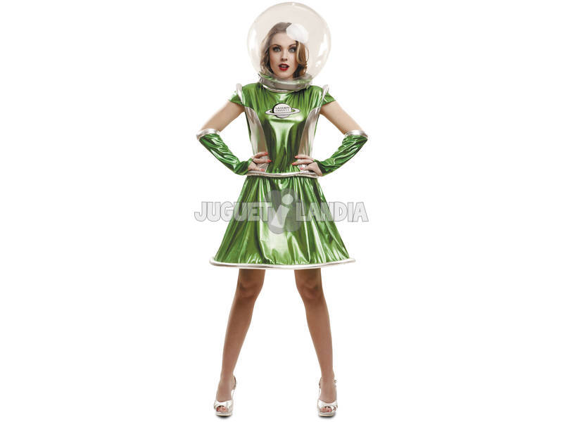 Disfraz Mujer S Galáctica