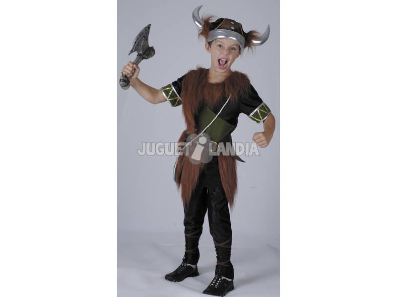 Disfraz Vikingo Niño Talla M