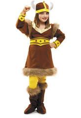 Costume Guerriera Vichinga Bebè L