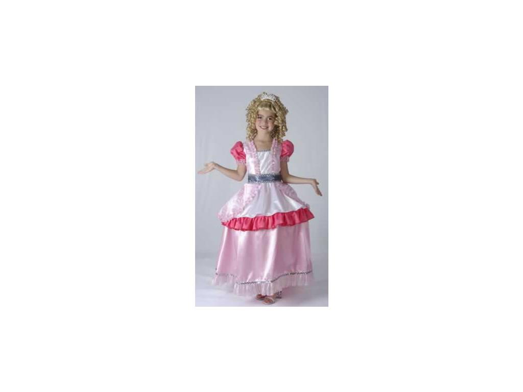 Disfraz Princesa Aro Niña Talla L
