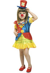 Déguisement Fille S Clown