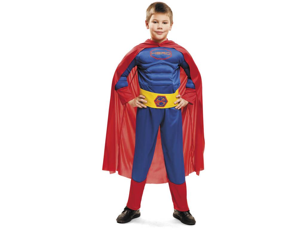 Fantasia Menino S Super - herói