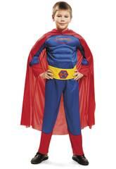 Disfraz Niño M Súper Héroe