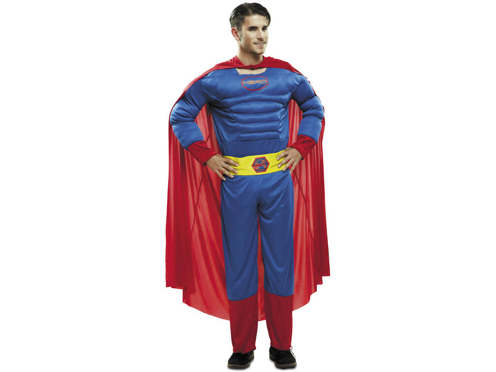 Disfraz Hombre S Súper Héroe