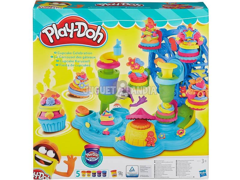 Playdoh La Fiesta de las Cupcakes