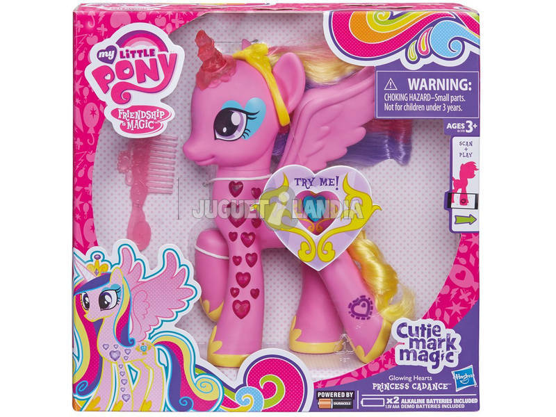 My Little Pony Princesa Candance