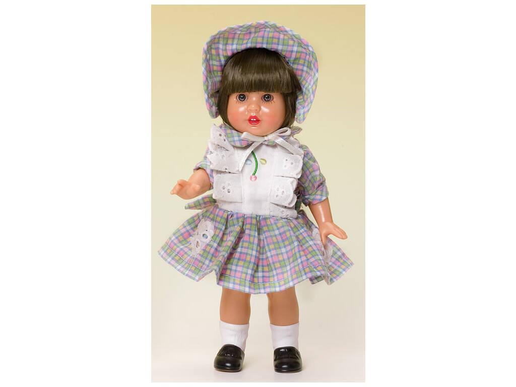 Mini Mariquita Pérez Vestido Vichy Cuadros