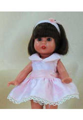 Mini Vestido Rosa
