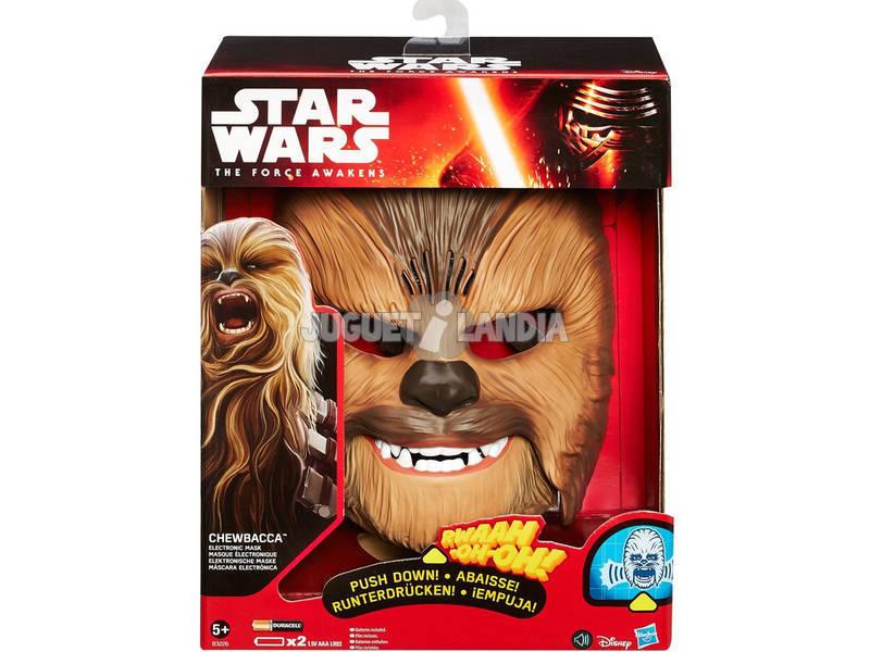 Star Wars Chewbacca Maschera elettronica