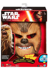 Star Wars Chewbacca Masque Eléctronique