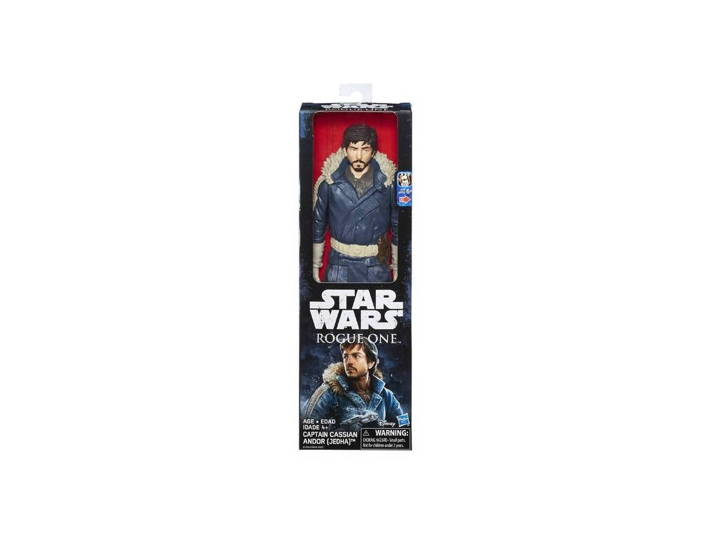 Star Wars E7 - Rogue One Figuras 30 cm. Hasbro B3908EU4-EU8