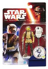 Star Wars E7 Figura Jungle Space Surtida. Hasbro B3445EU4