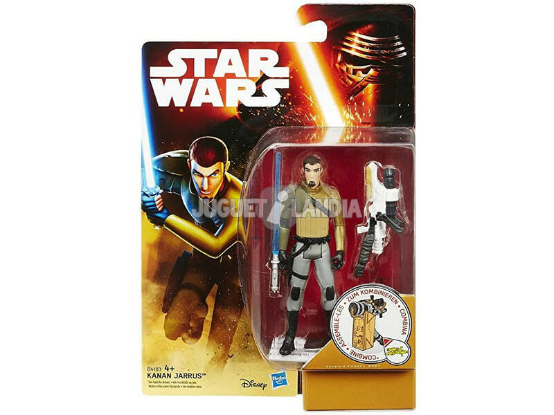 Star Wars E7 Figura Snow Desert