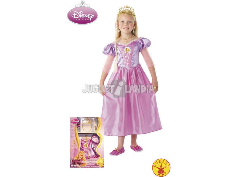 Disfraz niña Rapunzel Classic T-L