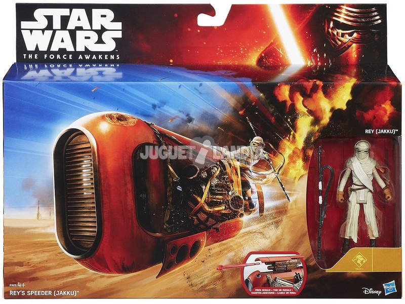 Star Wars E7 Class I Vehiculo Deluxe