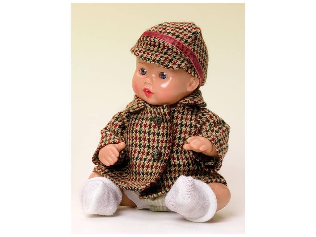 Mini Juanin Bebé Casaco Pata de Galo