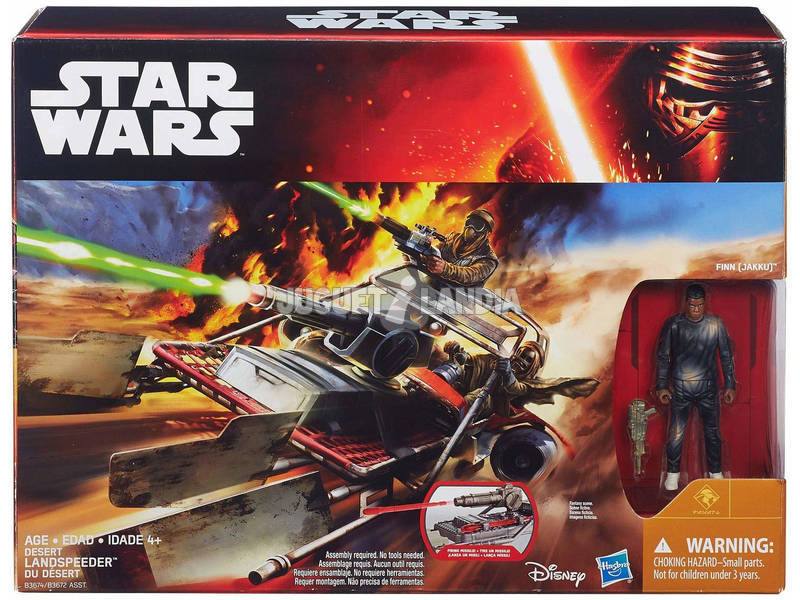 Star Wars Naves De Batalha Hasbro B3672