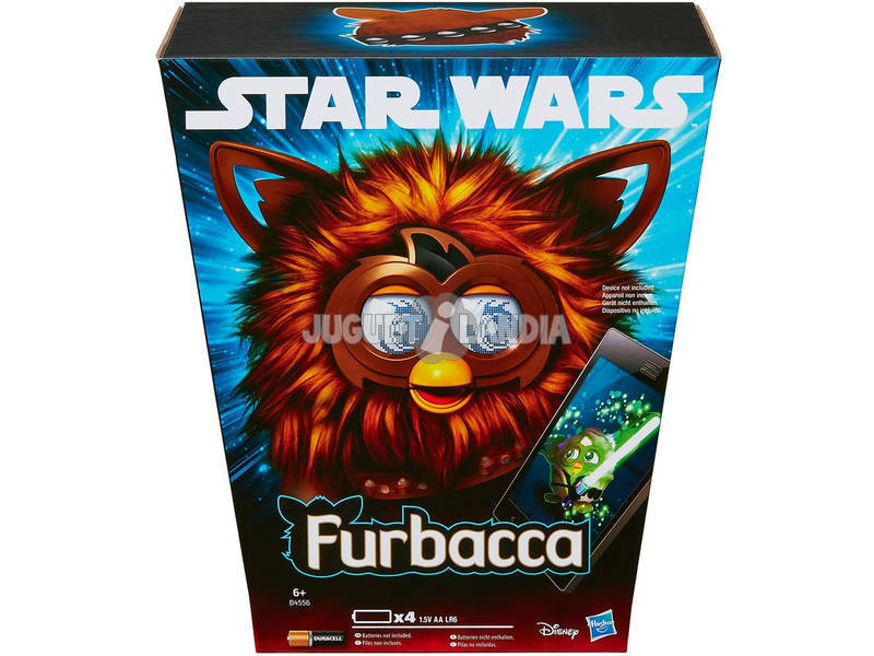 Star Wars E7 Sidekick Furbacca