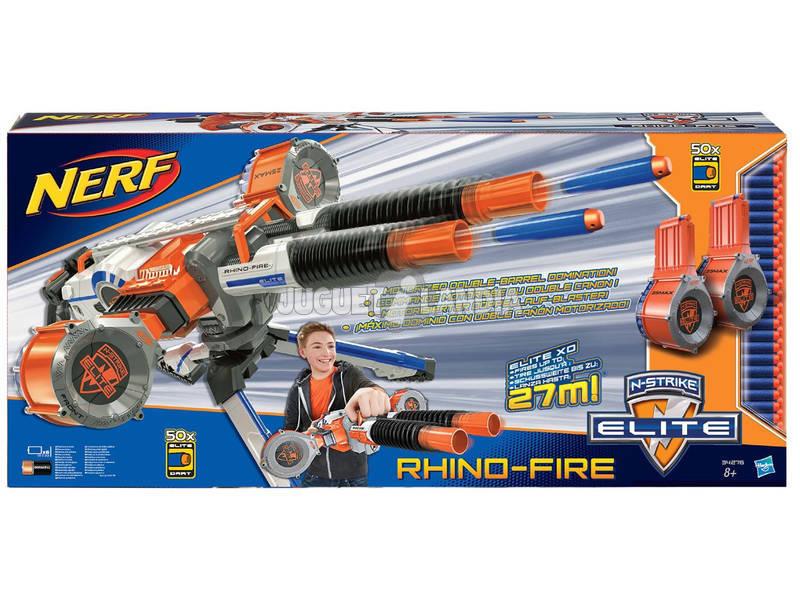 Nerf Elite Rhinofire